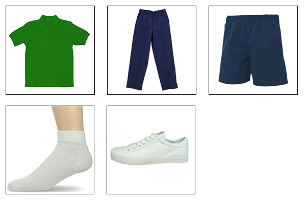 Daily Uniform Preschool & Kindergarten